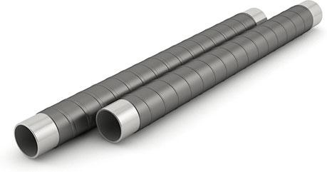 ВУС изоляция труб, элементов трубопровода